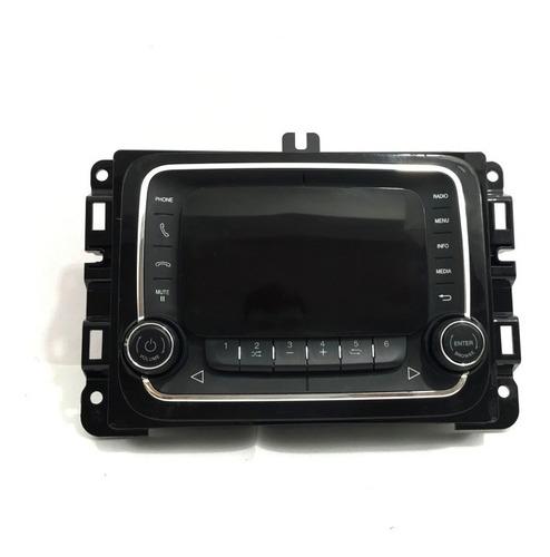 Radio Painel Tela Multimídia Fiat Toro R19218 52042718