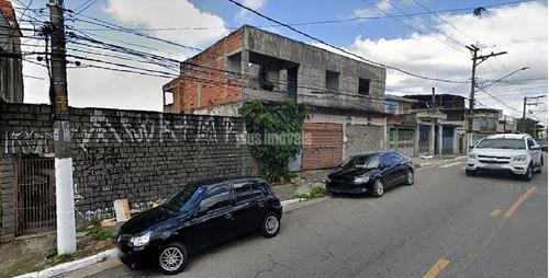 Terreno 500m² (20x25m) Entre Estrada Da Riviera E M'boi Mirim.  - Pp16041