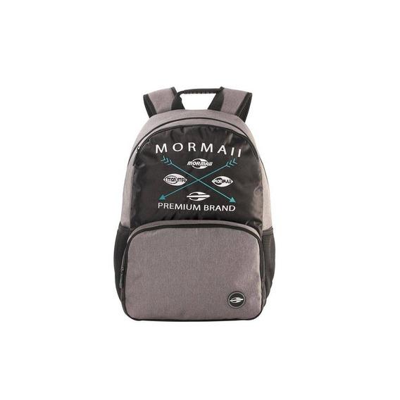 Mochila Para Notebook Premium Brand Preto - Mormaii