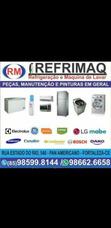 Servicos De Refrigeração E Maquinas De Lavar Roupas