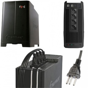 No-break Estabilizador Computador Servidores Roteadores Tvs