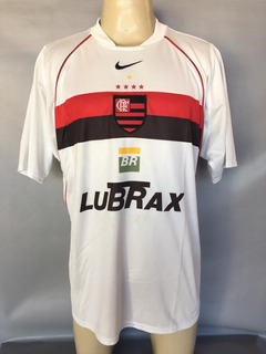 Camisa Do Flamengo Nike 2001 #11