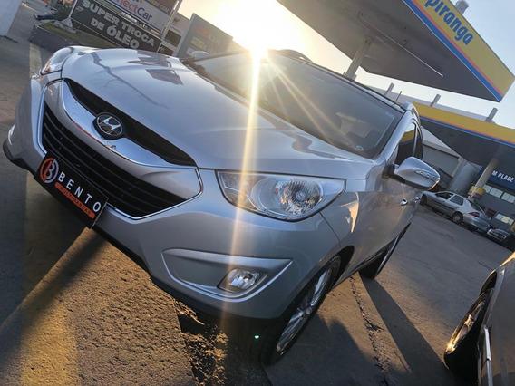 Hyundai Ix35 - Completa Com Start Stop E Teto Panorâmico