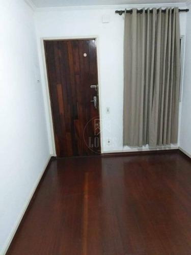 Imagem 1 de 11 de Apartamento Com 2 Dormitórios À Venda, 54 M² Por R$ 205.000,00 - Vila Marchi - São Bernardo Do Campo/sp - Ap1192