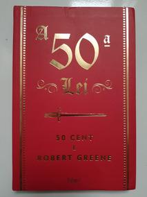 Livro A 50ª Lei 50 Cent E Robert Greene
