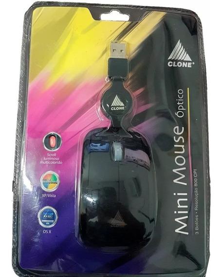 Mouse Óptico 800 Cpi Clone 06259