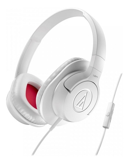 Fone De Ouvido Audio-technica Over-ear Ath-ax1is Mfull