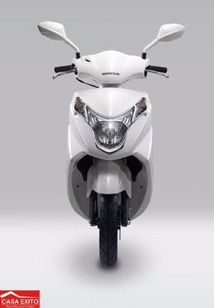 Moto Honda Elite Año 2017