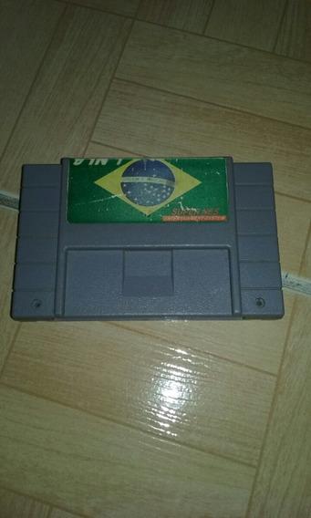 Super Nintendo 9 Em 1