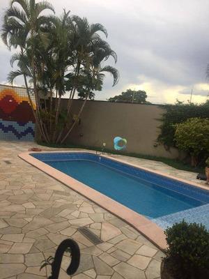 Casa Com 4 Dormitórios À Venda, 295 M² Por R$ 850.000 - Ribeirânia - Ribeirão Preto/sp - Ca1354