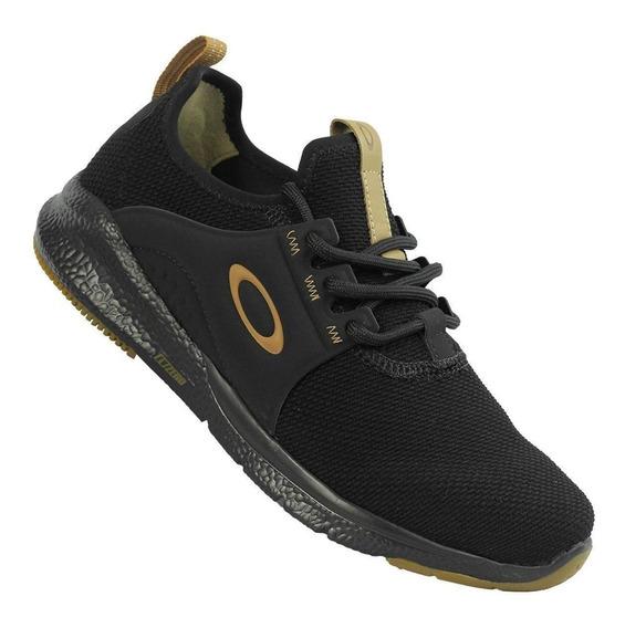 Tênis Oakley Dry Black