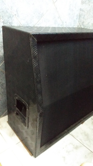 Gabinete 412 (caixa 4x12) Sem Falantes. Top!
