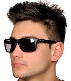 Óculos De Sol Quadrado Hlbrok Polarizado Justin + Brinde