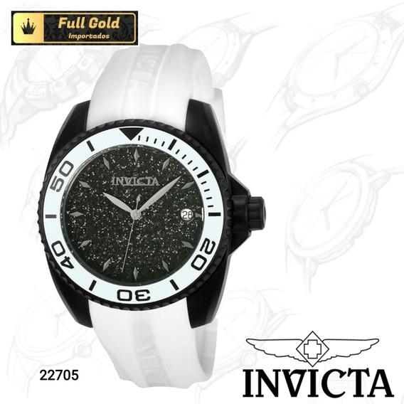 Relógio Invicta Feminino 22705 Angel 100% Original