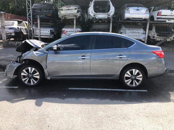 Sucata Nissan Sentra Sv 2018 Venda De Peças