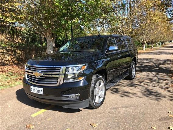 Chevrolet Suburban 5.3 V8 Ecotec3 Flexfuel Premier 4wd Autom