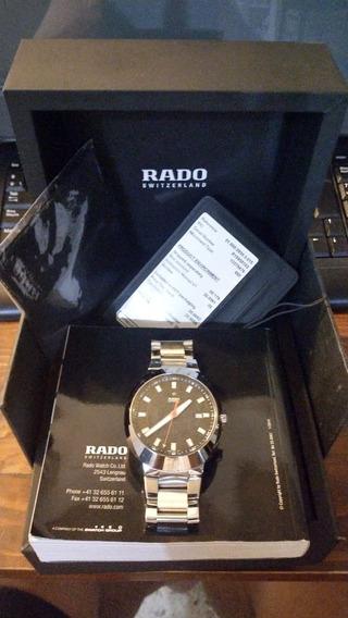Reloj Rado D-star Ceramos Genuino E Impecable R5938153