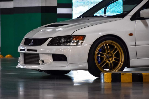 Mitsubishi Lancer Evolution Ix Mr 6vel Aa Ee Abs Piel 4x4 Mt