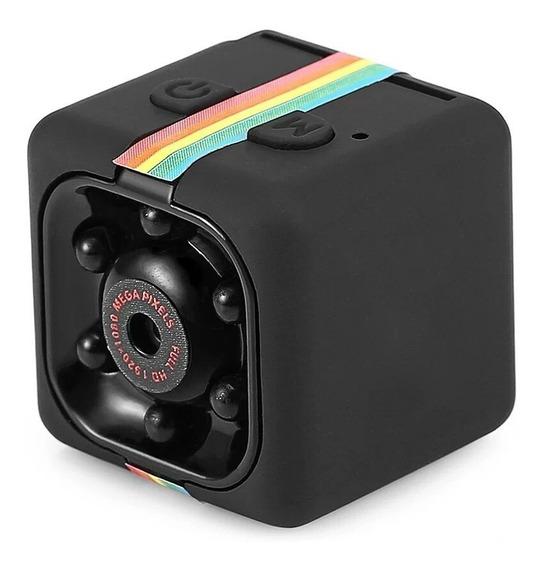 Câmera Espiã Sq11, Infravermelho Visão Noturna, Videos,fotos
