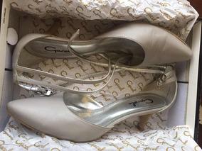 Zapatos Gacel N* 38, Doble Pulsera.