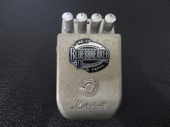 Pedal Drive/booster Bluesbreaker Bb-2 Marshall