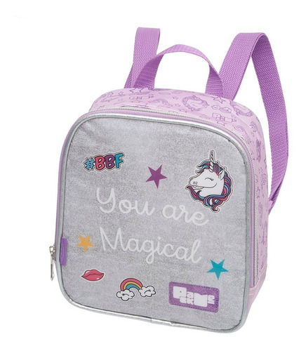 Lancheira Unicornio Magical Pack Me Pacifc