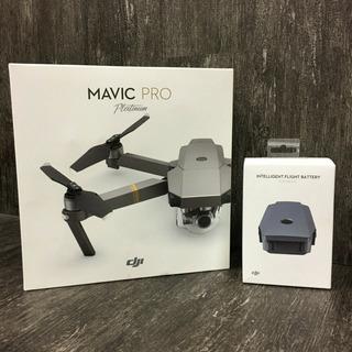 Drone Dji Mavic Pro Platinum Quadcopter