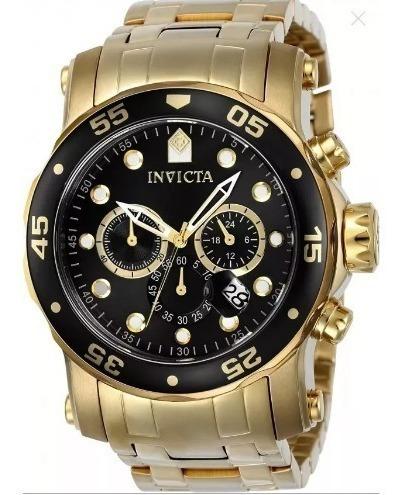Relógio Invicta Pro Diver 0072 Original Dia Dos Namorados