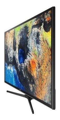 Tv Led 65 4k Smart Samsung Un65mu6100gxzd - Wi-fi, Dolby Di