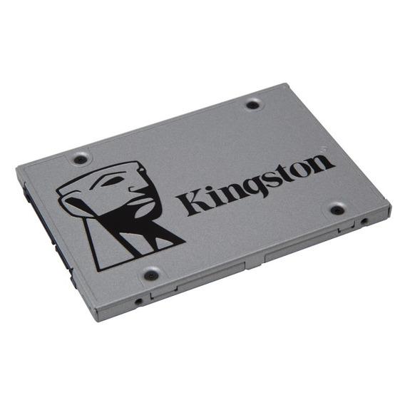 Disco De Estado Solido 480gb Kingston A400 Ssd