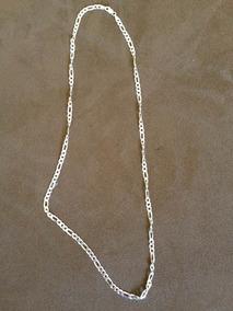 Corrente De Prata 925 Masculina - 60 Cm-novo