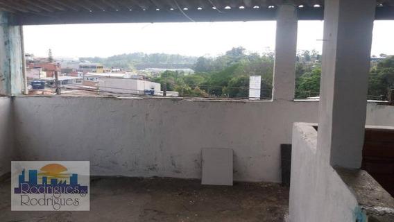 Casa Com 3 Cômodos, Para Alugar 150 M² Por R$ 500,00 - Jardim Carolina - Itaquaquecetuba/sp - Ca0045
