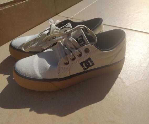 Tênis Dc Shoes Episo - BegeTamanho - 36