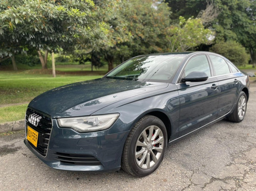 Audi A6 S-line 2013 At