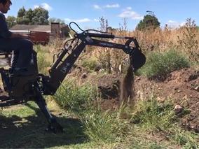 Retro Excavadora 3 Puntos Nueva Para Tractor Nueva