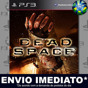 Dead Space Ps3 Envio Imediato Midia Digital