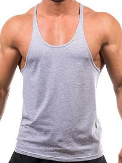 Kit 10 Camisetas Regatas Cavada Musculação Academia.