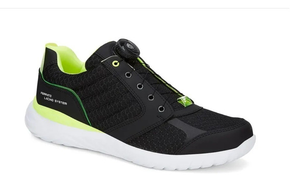 Tenis And Fit Deportivo Negro 2734903 E-20