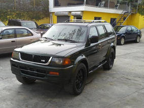 Mitsubishi Montero Sport 1997 Gas/gasolina