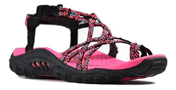 Huaraches Skechers Miss Adventure Para Niña
