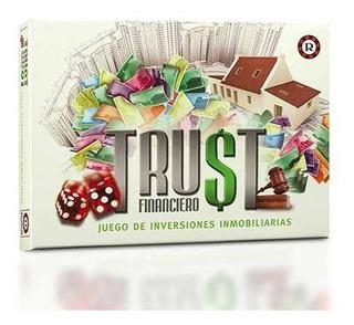 Juegos De Mesa Trust Financiero De Ruibal