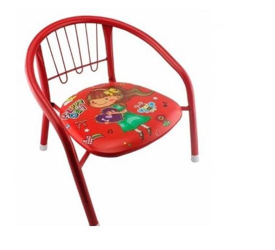 Cadeirinha Infantil Que Apita Quando Senta Cadeira Vermelho