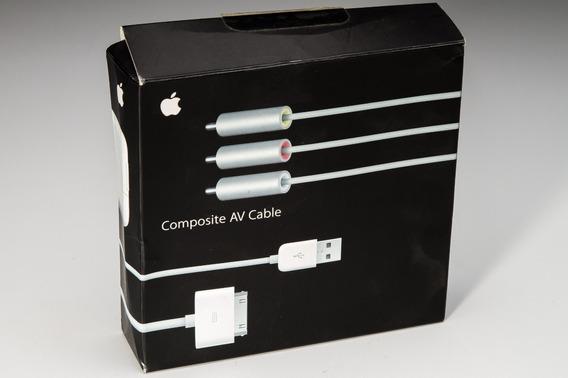 Apple Cabos Av iPod