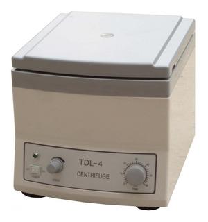 Centrífuga Arcano Tdl-4 Macro Para 6 Tubos