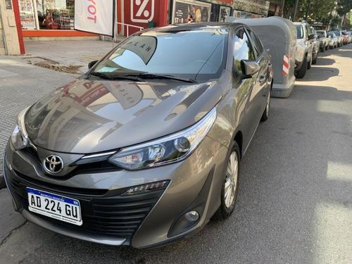 Toyota Yaris Xls 2018 1.5 6m/t