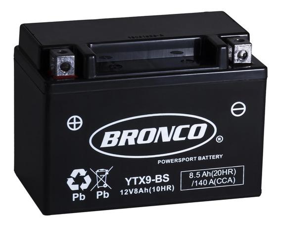 Bateria Bronco Ytx9-bs