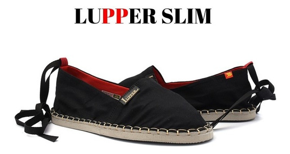 Alpargatas Lupper Shoes Slin