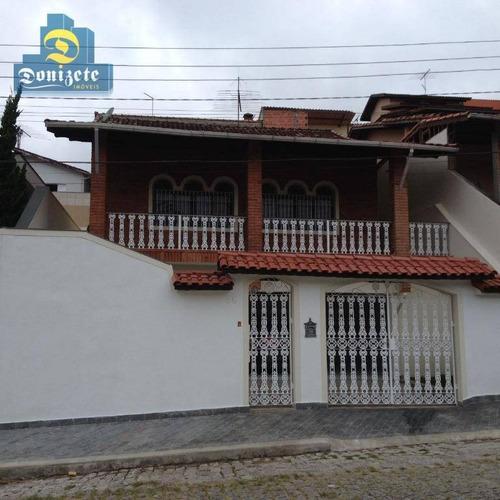Sobrado Com 3 Dormitórios À Venda, 200 M² Por R$ 780.000,00 - Santa Luzia - Ribeirão Pires/sp - So1874