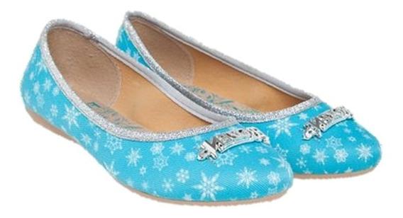 Sapatilha Frozen Infantil Menina Grendene Marsalla 004777
