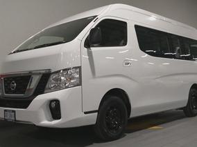 Nissan Urvan Sin Definir 4p Amplia L4/2.5 Man 15/pas P/seg